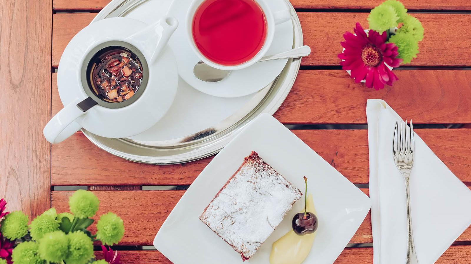 Union Cafe - desserts 3