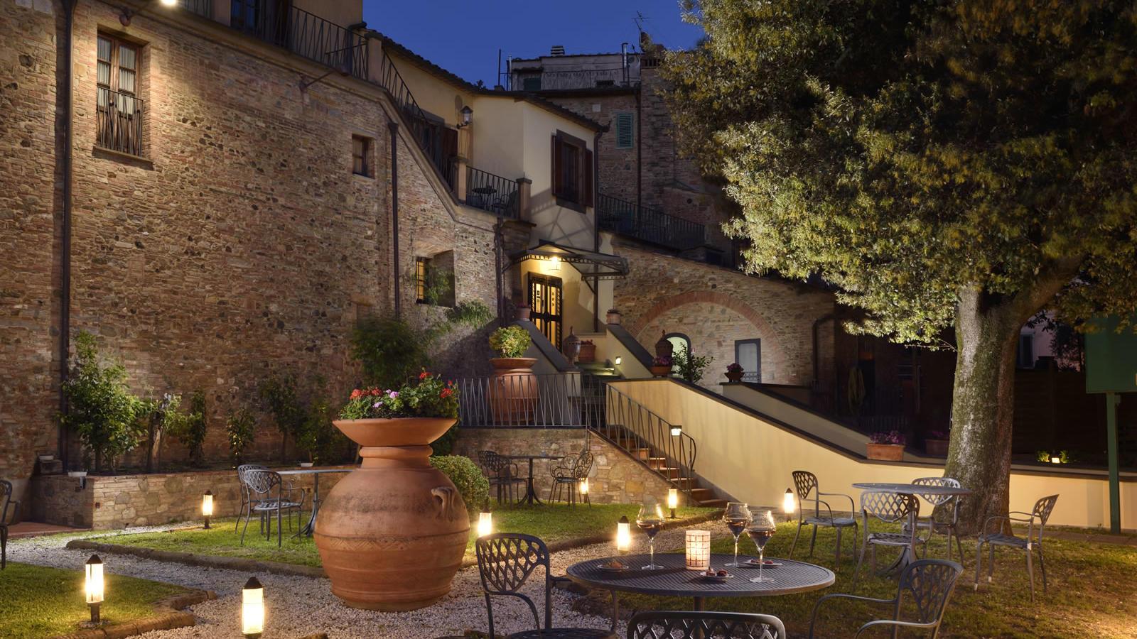 Exterior | Palazzo Mannaioni Toscana