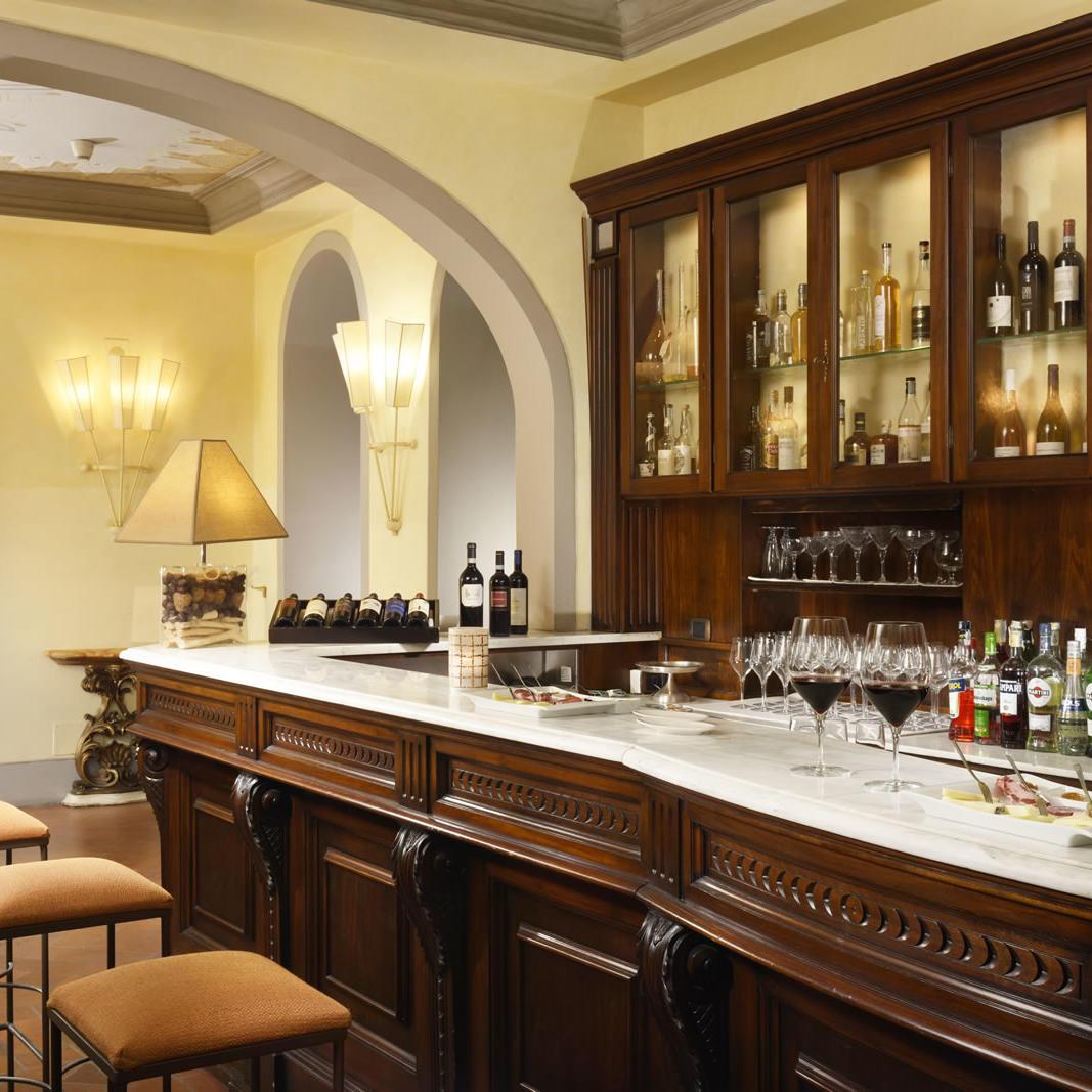 Bar | Palazzo Mannaioni Toscana