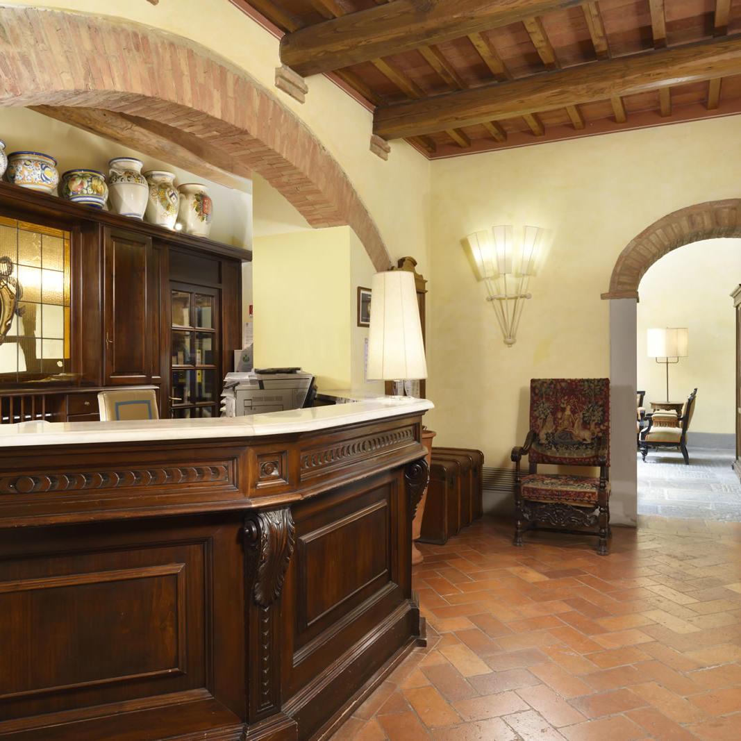 Reception  | Palazzo Mannaioni Toscana