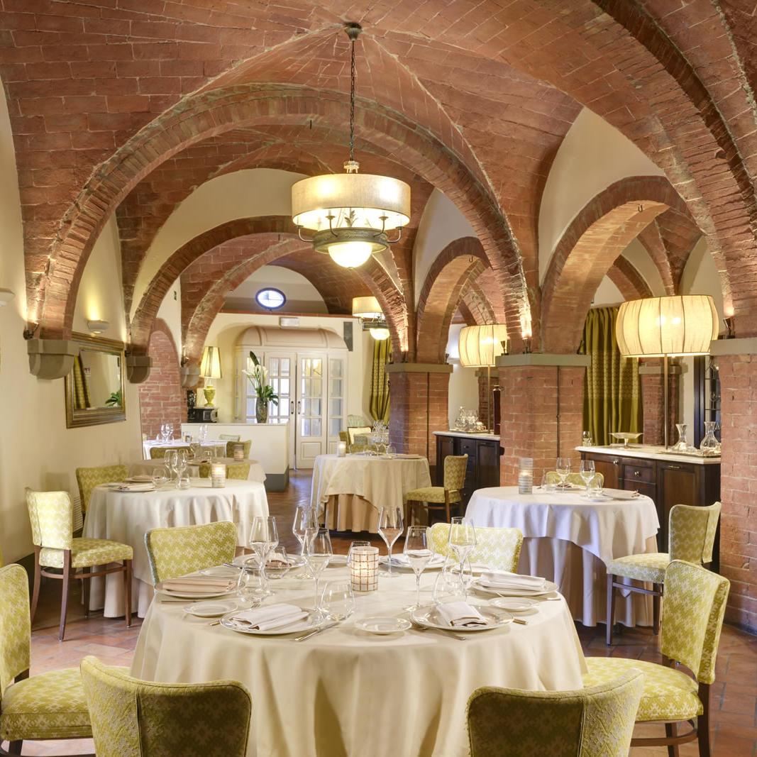 Restaurant | Palazzo Mannaioni Toscana