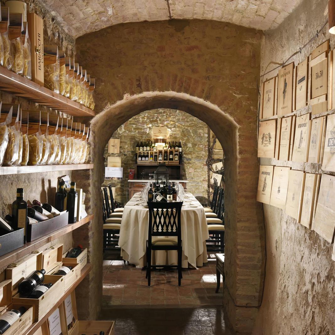 Wine Cellar | Palazzo Mannaioni Toscana