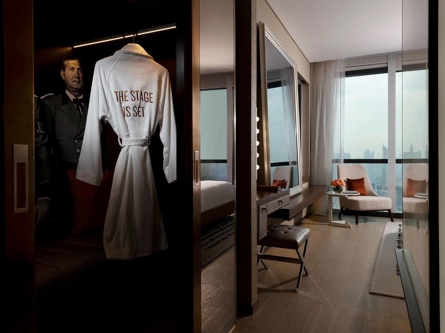 Facilities at Paramount Hotel Dubai