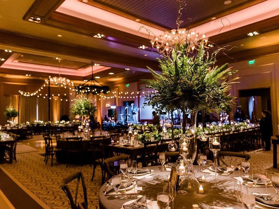 Ballroom Wedding Reception 4 - Caroline Lima