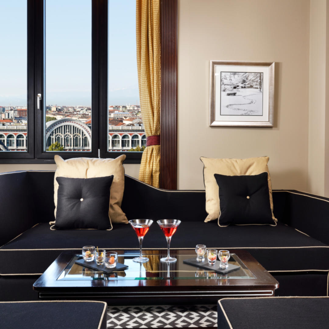 Suite with View | Principi di Piemonte
