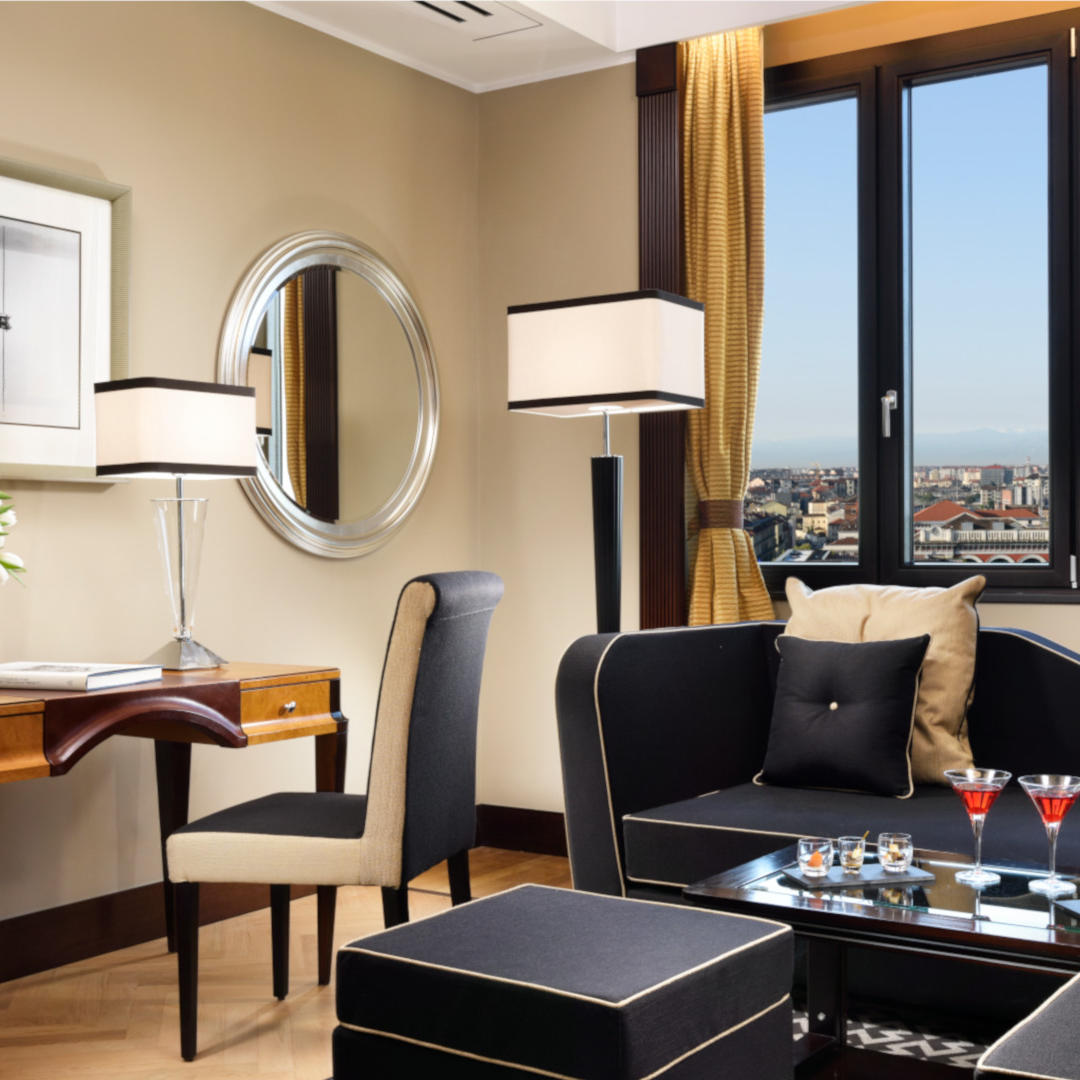 Suite with View   Principi di Piemonte