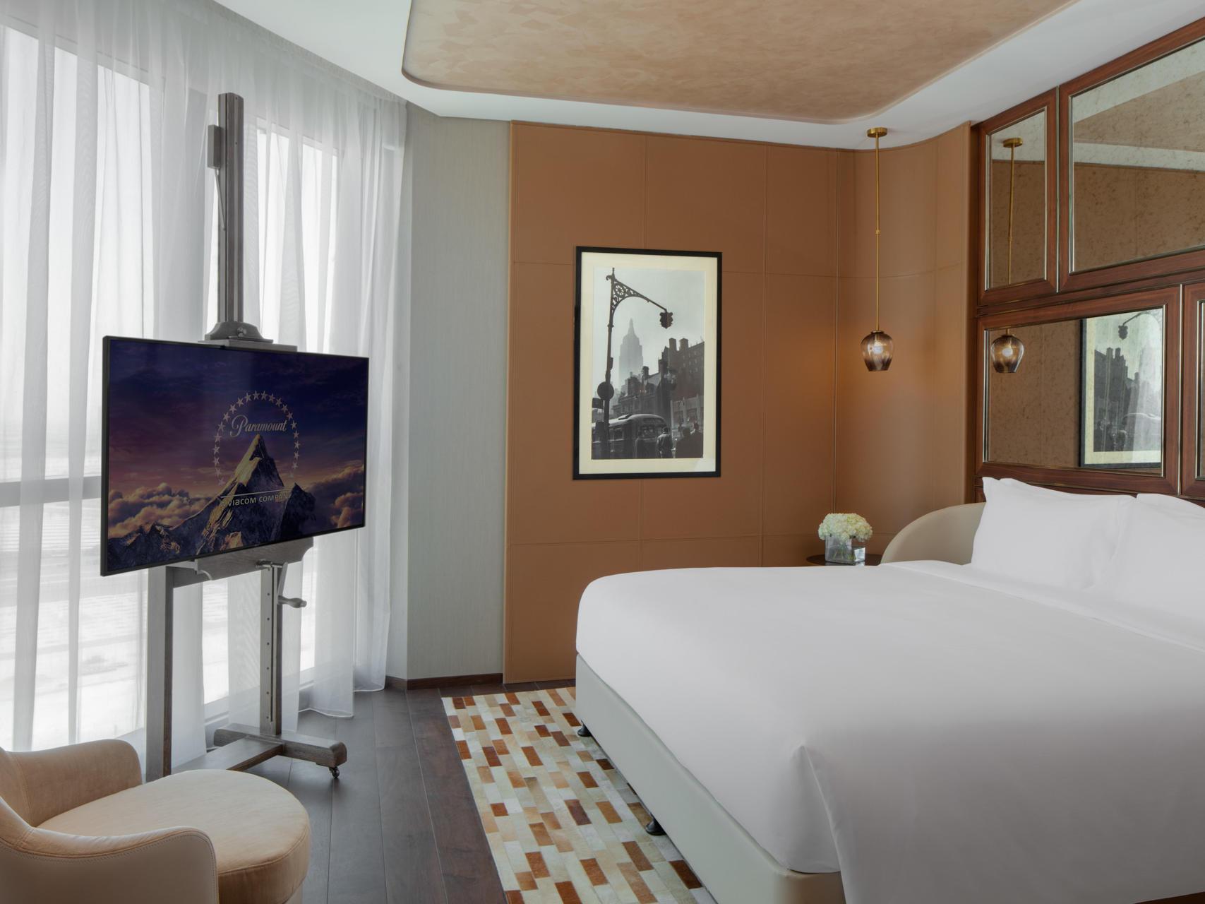 迪拜派拉蒙酒店Don Corleone套房