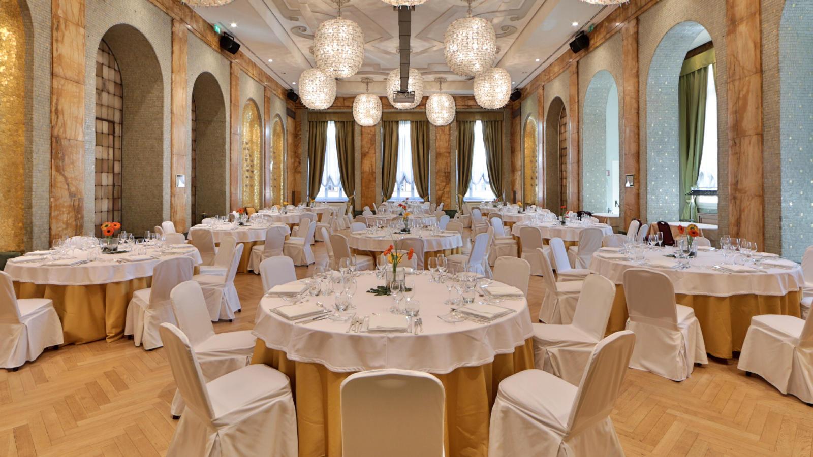 Banquet Hall | Principi di Piemonte