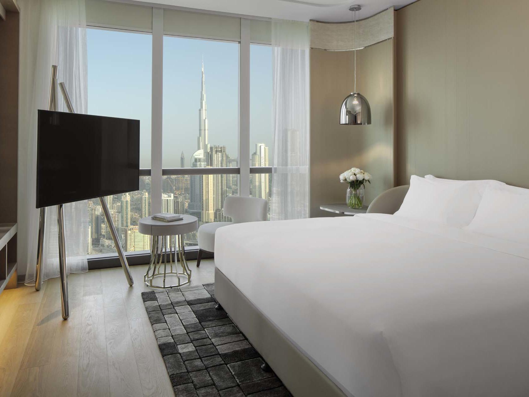 迪拜派拉蒙酒店银幕套房