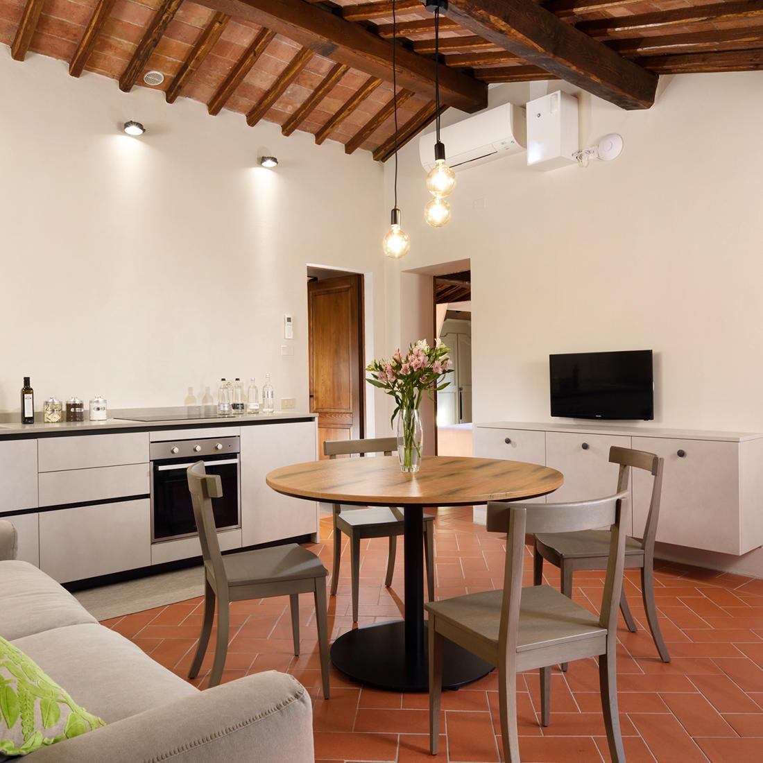 Two Room Apartment   Relais Villa Grazianella