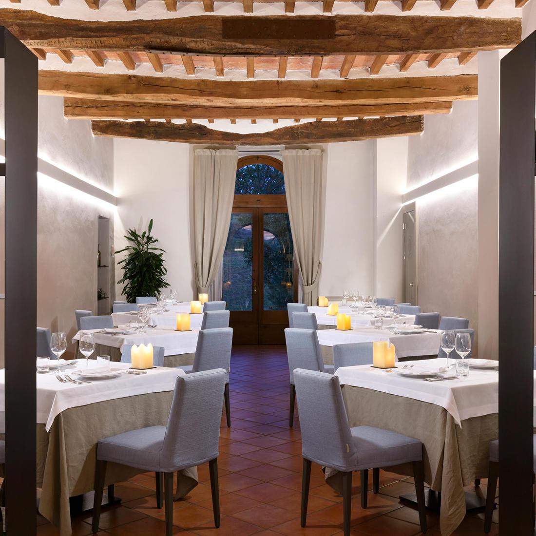 Restaurant   Relais Villa Grazianella