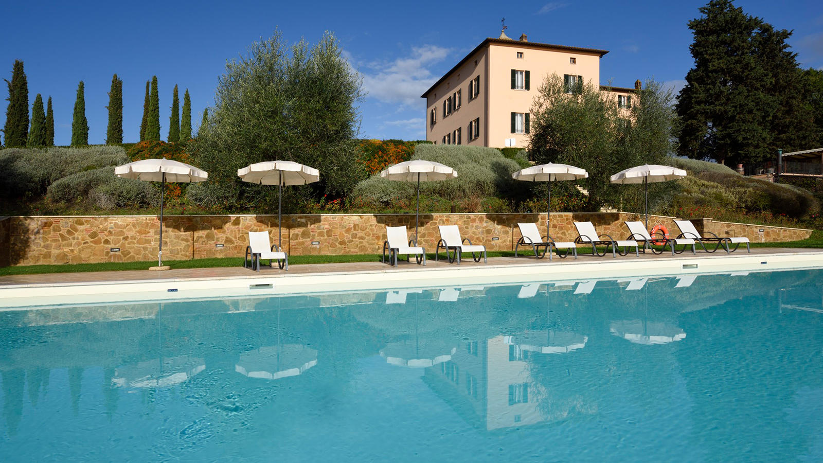 Pool   Relais Villa Grazianella