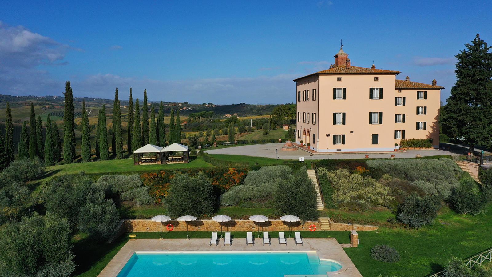 Hero    Relais Villa Grazianella