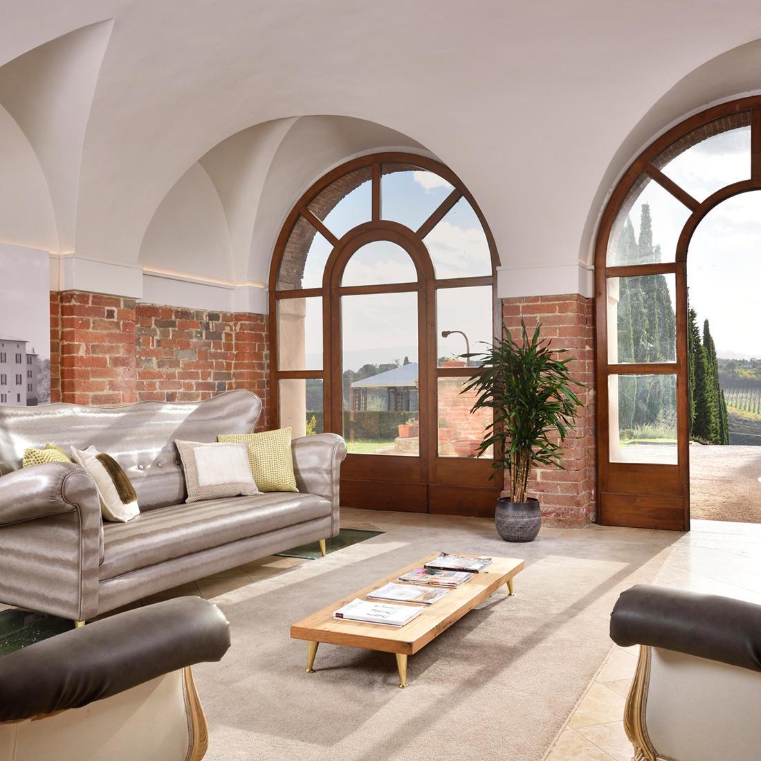 Hall    Relais Villa Grazianella