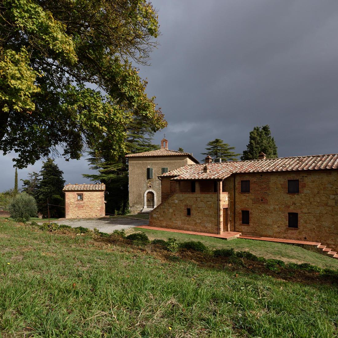 Exterior Fontelellera   Relais Villa Grazianella
