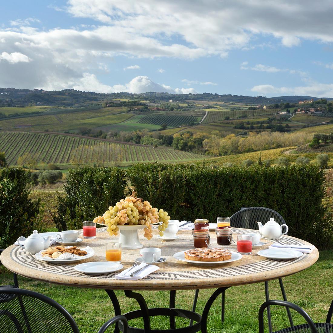Breakfast   Relais Villa Grazianella