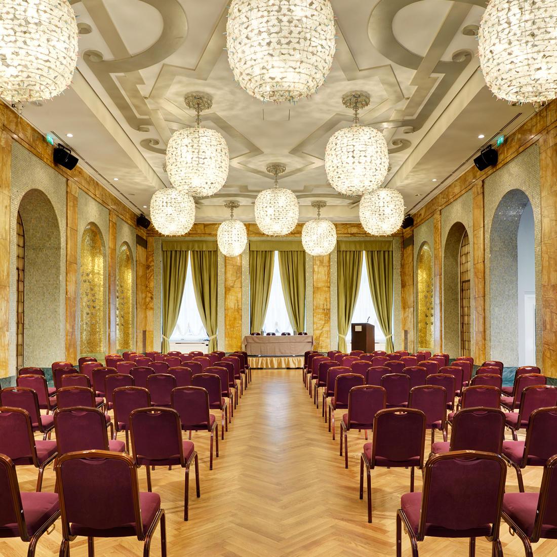Salone delle Feste   Principi di Piemonte