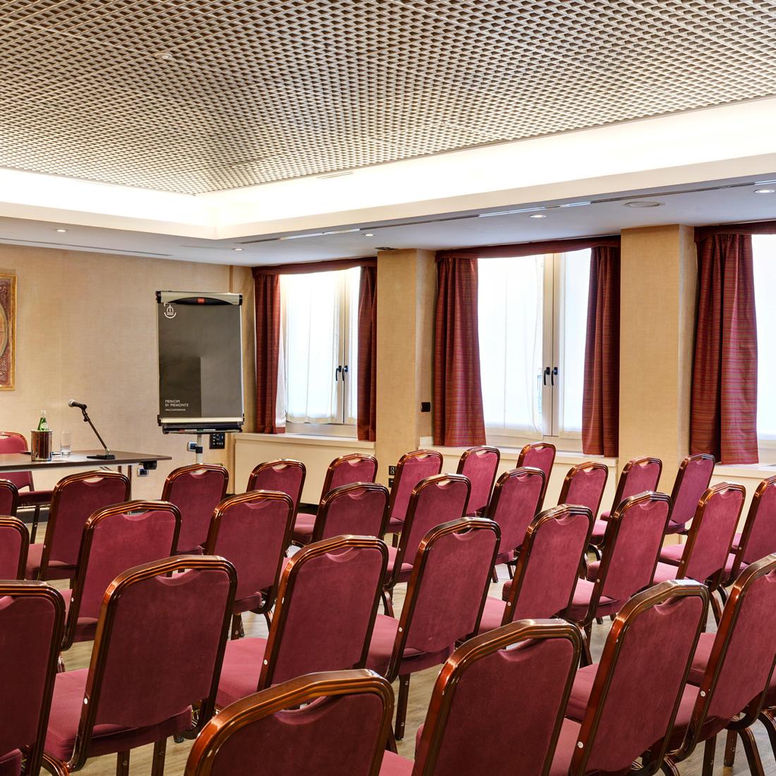 Sala Cavallerizza   Principi di Piemonte
