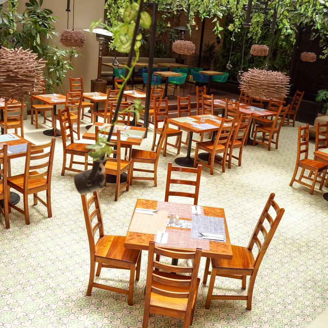 Restaurante Hotel Factory Green