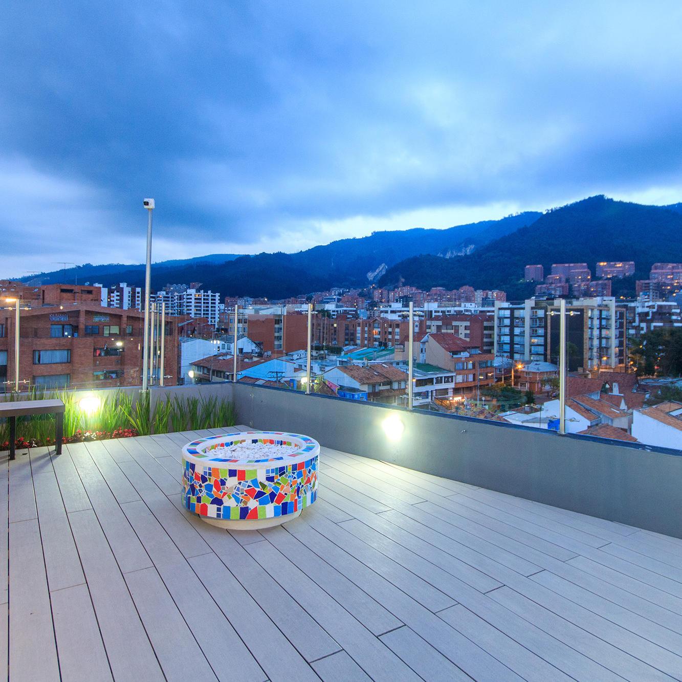 Terraza GIO Suites