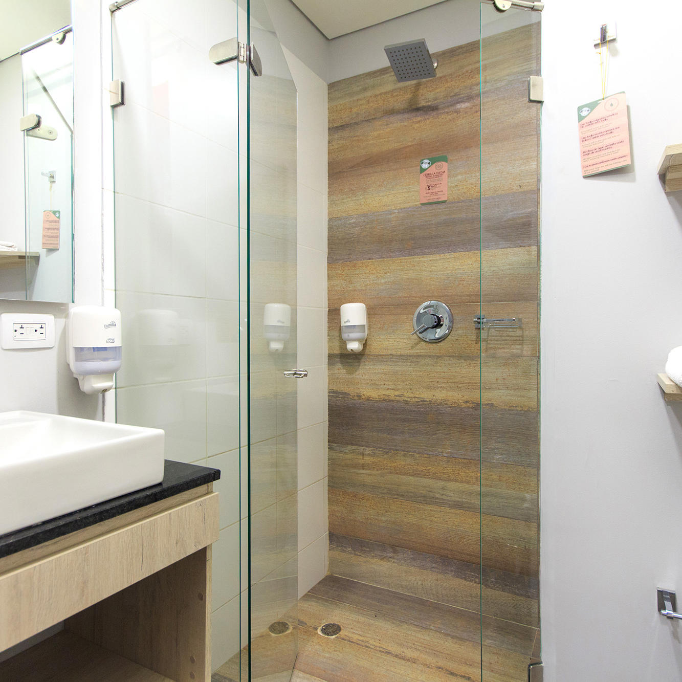 Baño GIO Suites