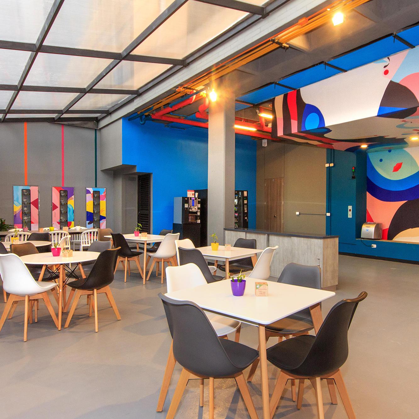 Restaurante GIO Suites