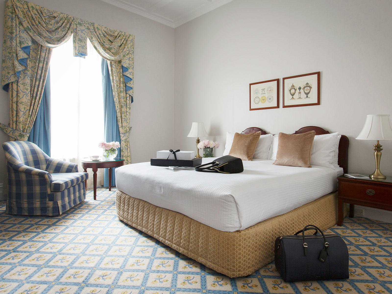 Superior Room at The Hotel Windsor Melbourne