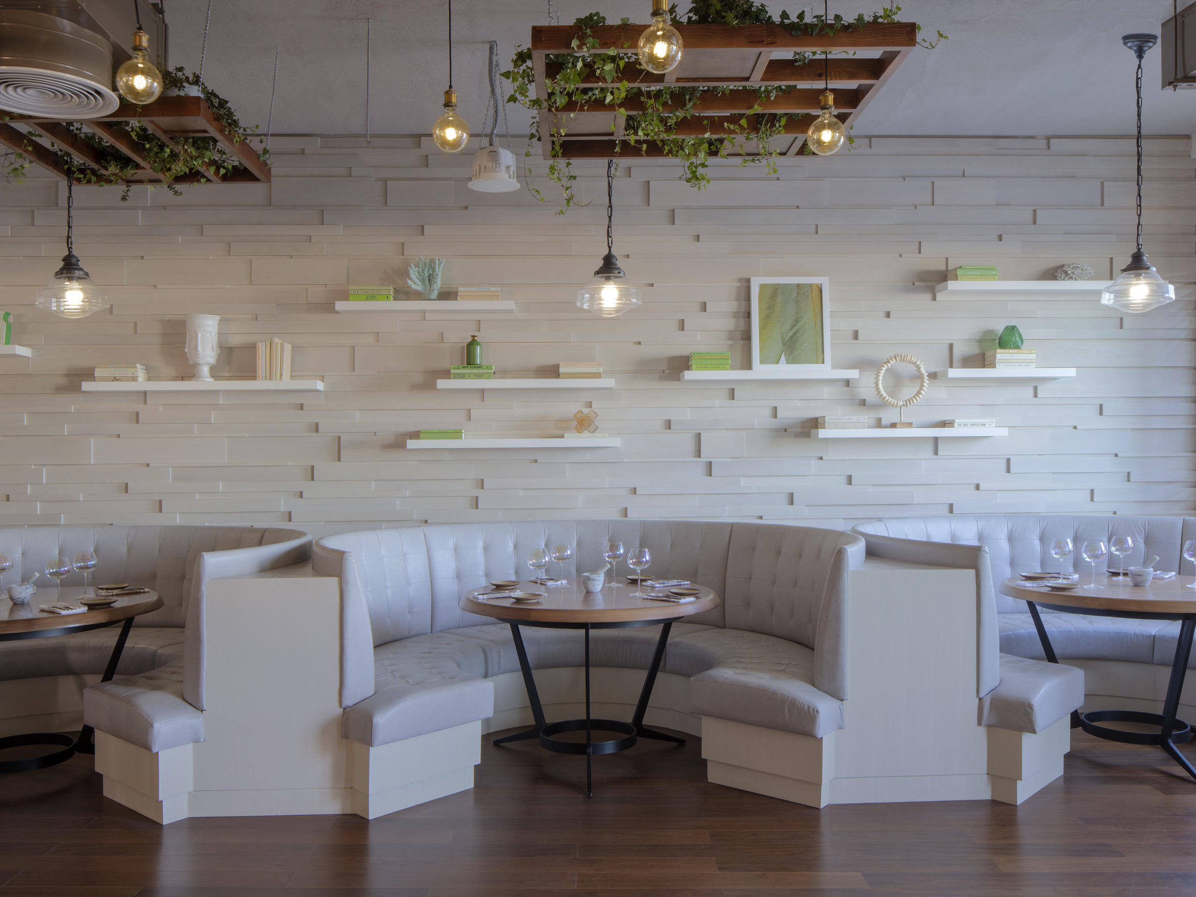Pacific Groove Dining Area