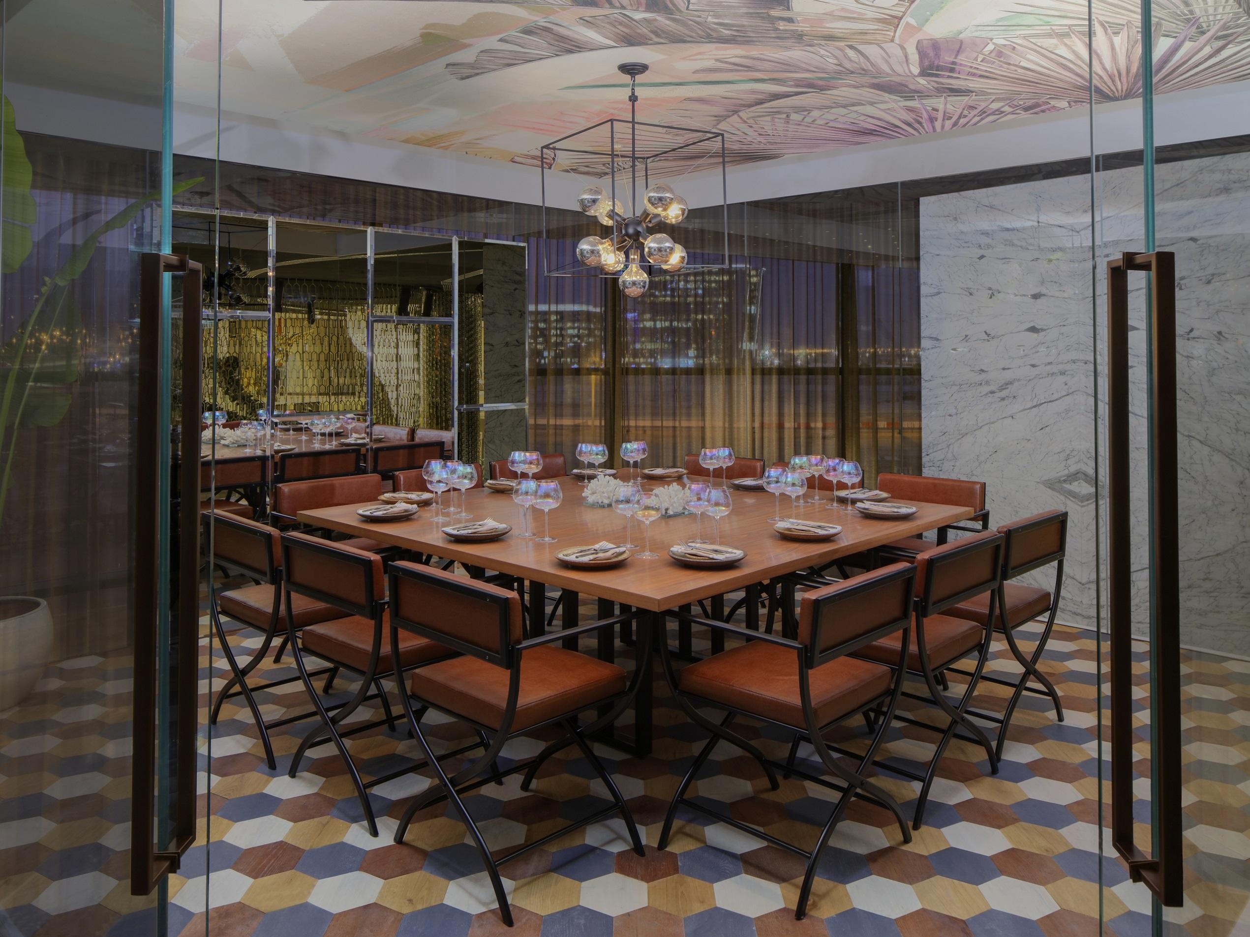 Pacific Groove Private Dining