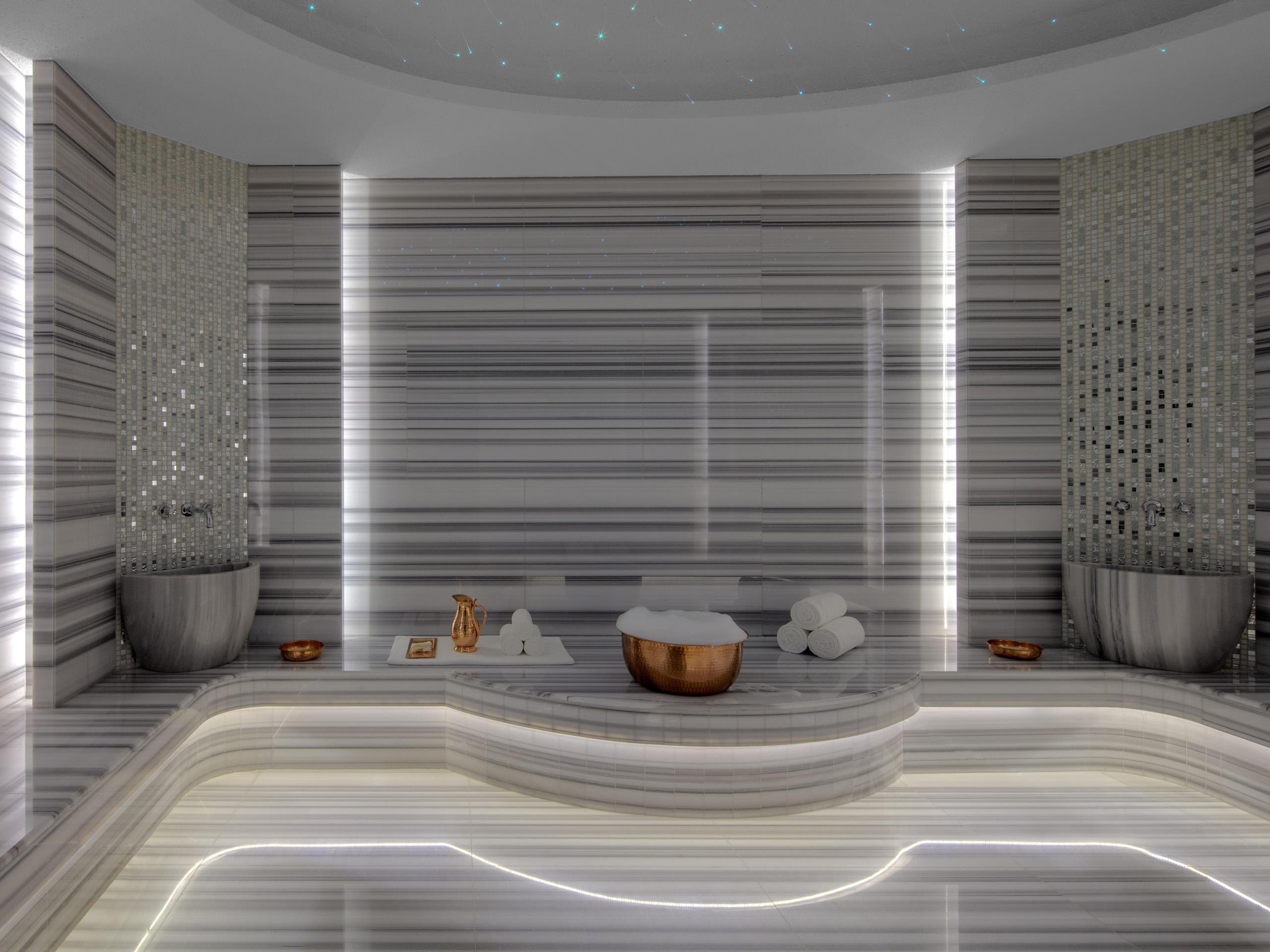 Spa - 澡堂