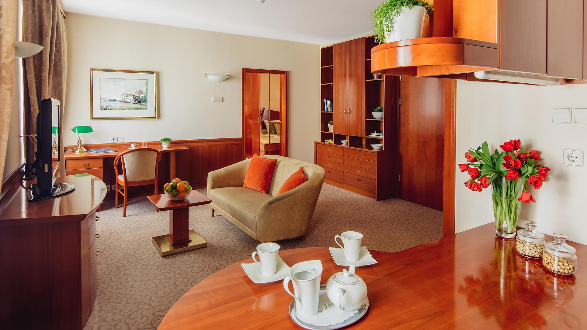 Studio Apartment Grand hotel Union