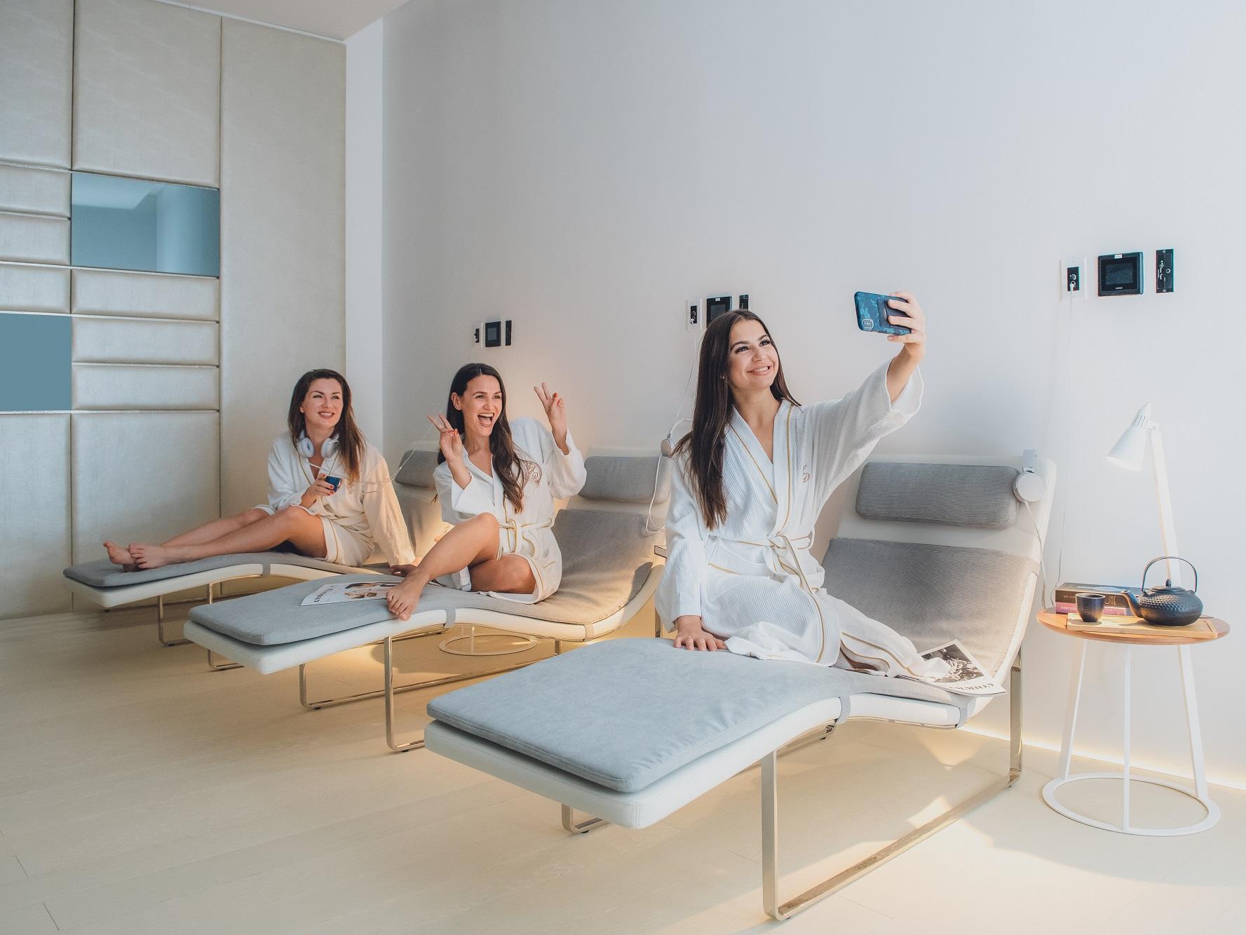 Pause Spa Treatment Room