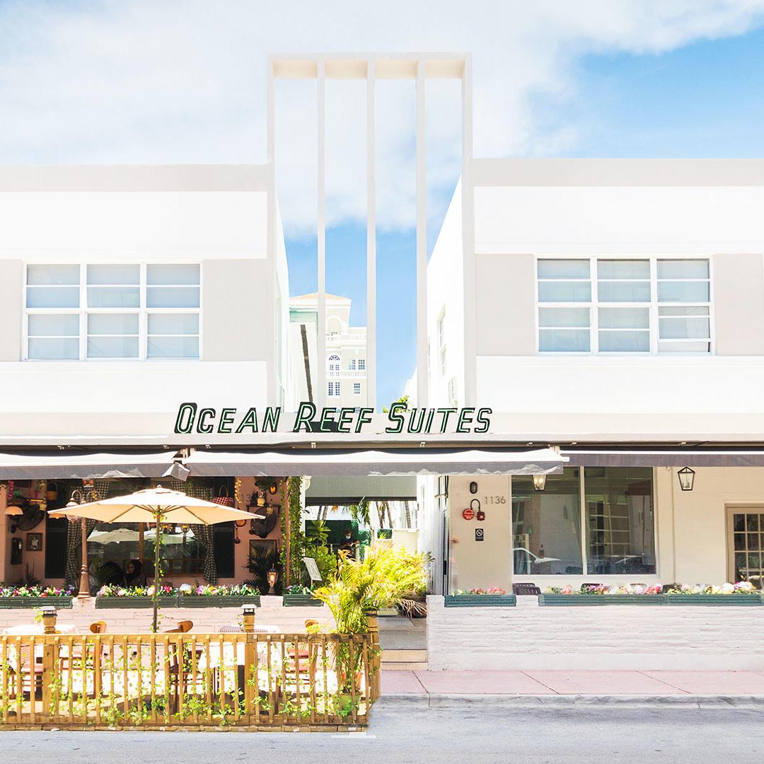 Ocean Reef Suites