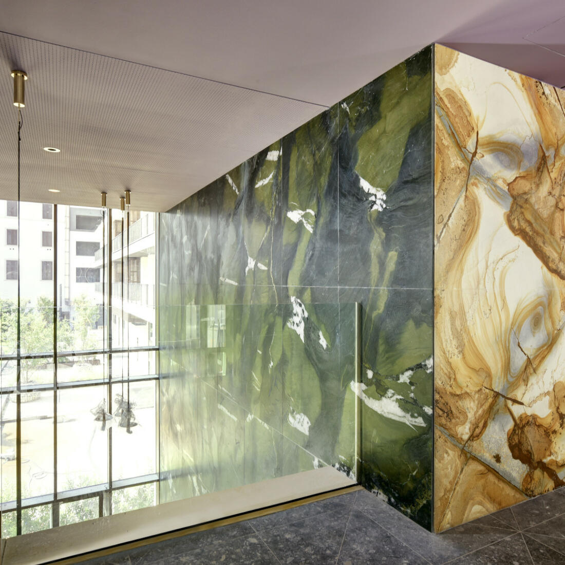 Milano Verticale | Details Marbles