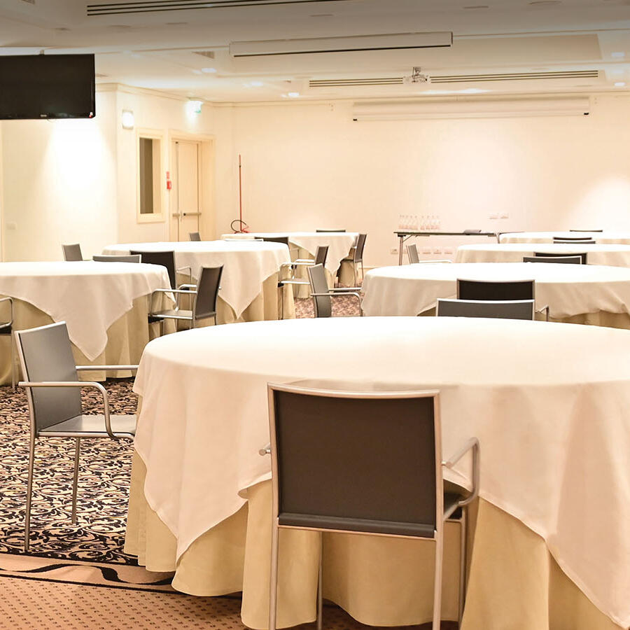 Rendete impeccabile ogni evento grazie ai nostri servizi complementari.