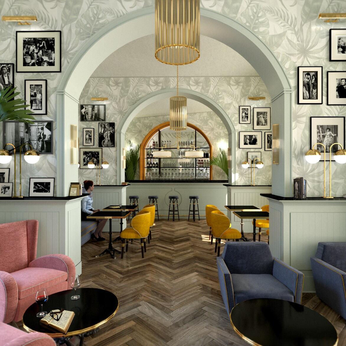 Hotel Bar Trastevere Rome