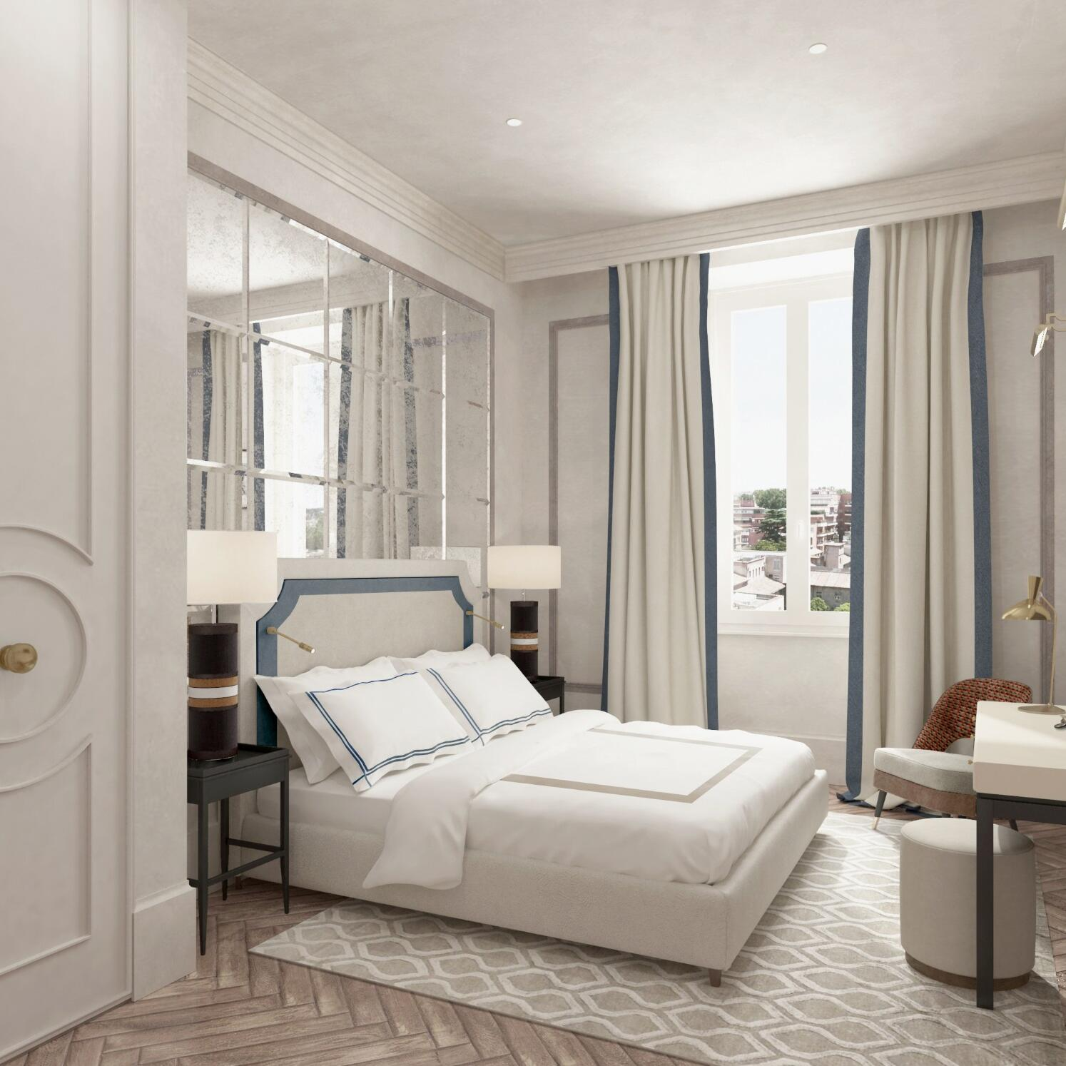 Concept Room UNAHOTELS Trastevere Roma