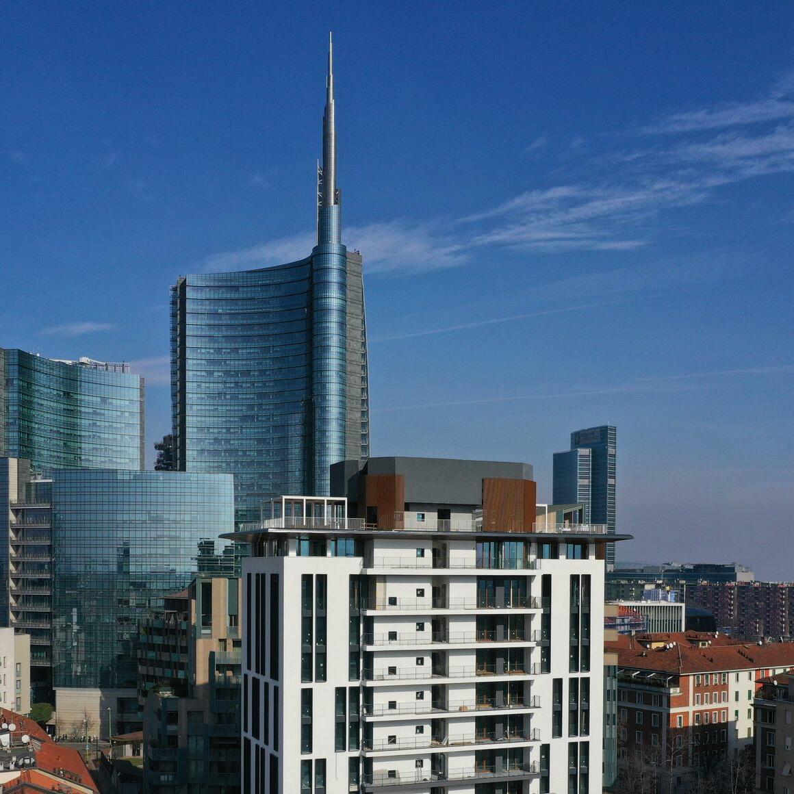 Milano Verticale   Room