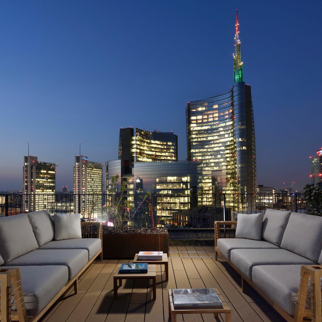 Milano Verticale   Rooftop