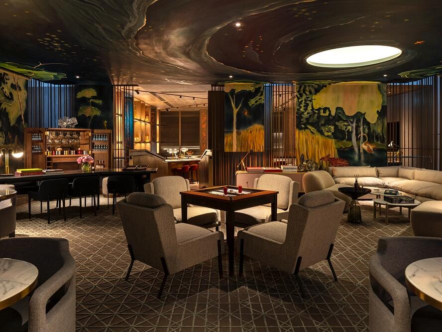 The Londoner Hotel - The Residence - Drawing Room