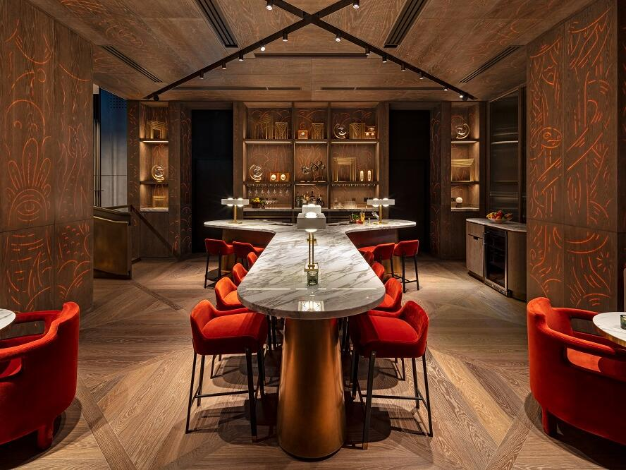 The Londoner Hotel - The Residence - Y Bar