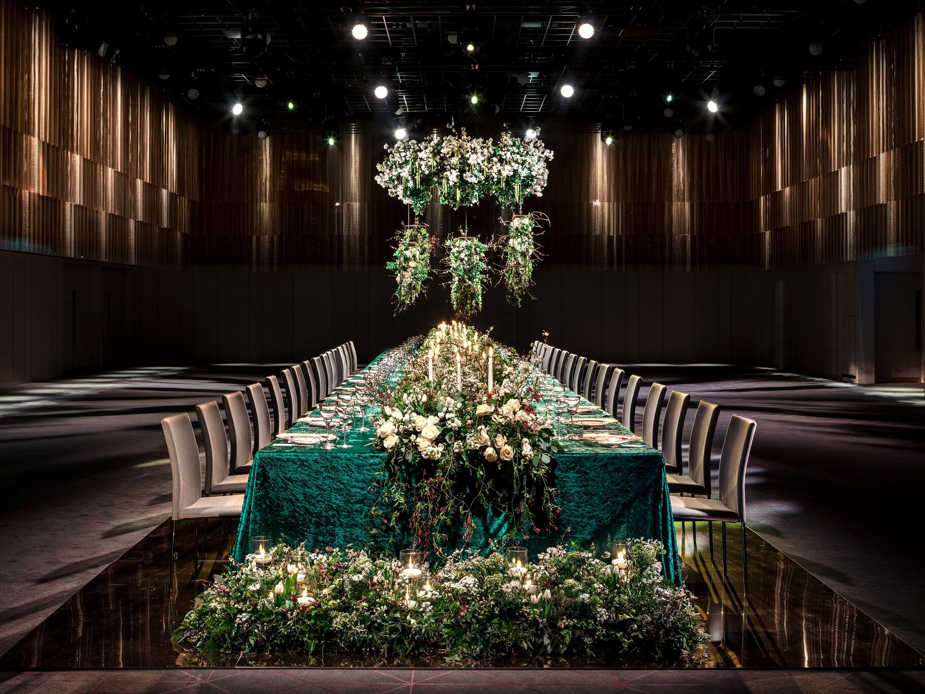 The Londoner Hotel - The Ballroom - Private Dining