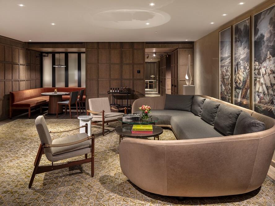The Londoner Hotel - Signature Suite - Lounge