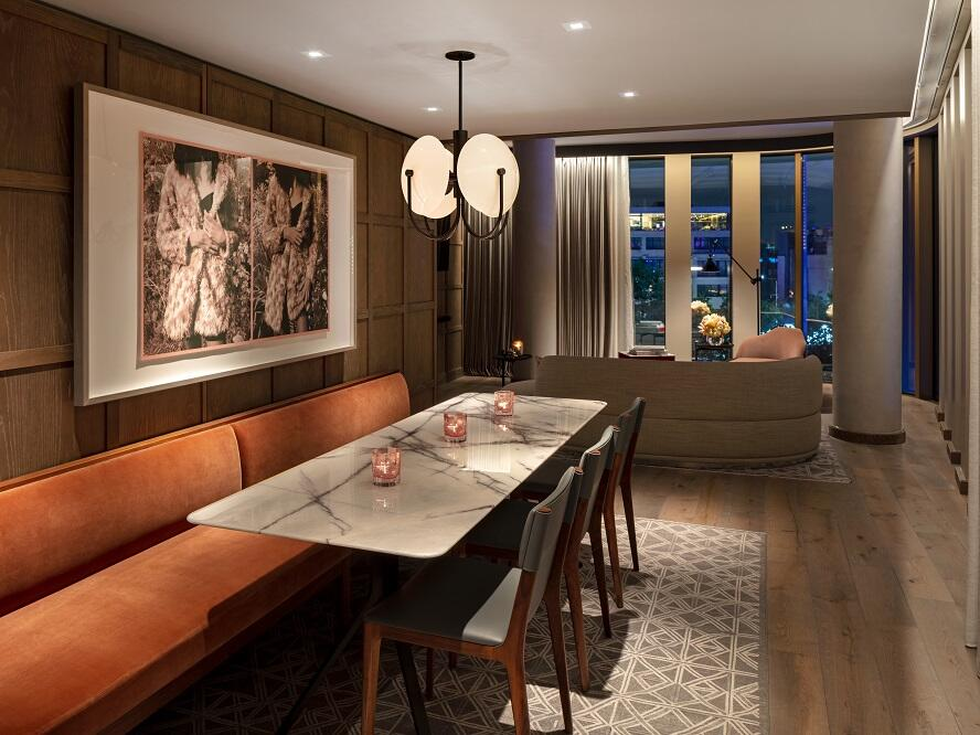 The Londoner Hotel - Tower Penthouse - Lower Floor