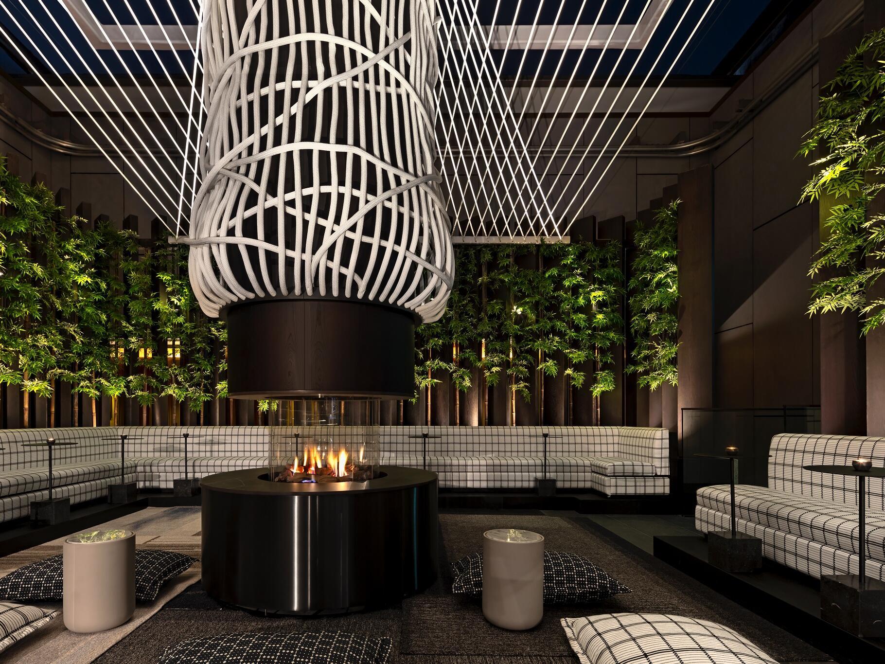 The Londoner Hotel - 8 at The Londoner - Shima Garden