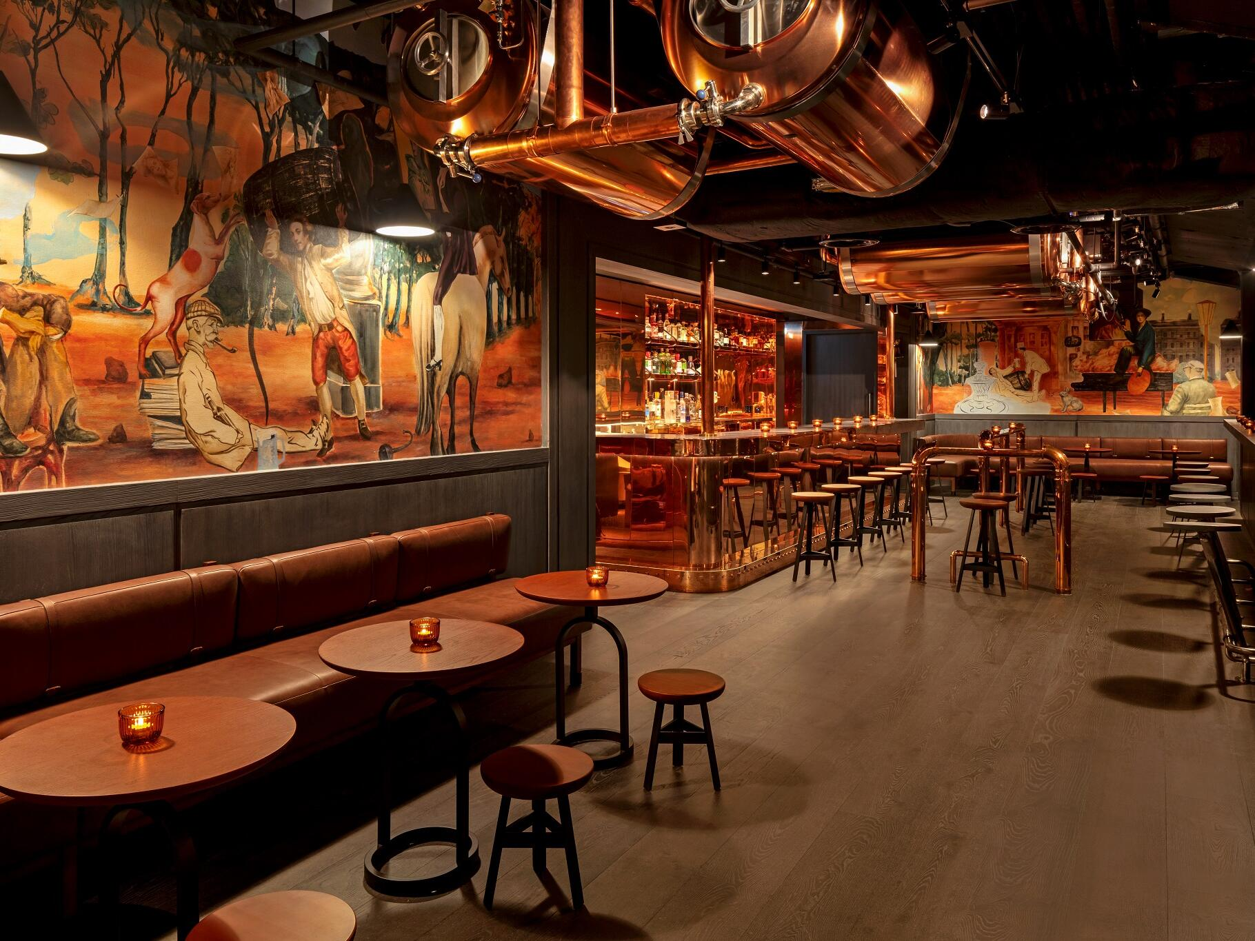 The Londoner Hotel - Joshua's Tavern