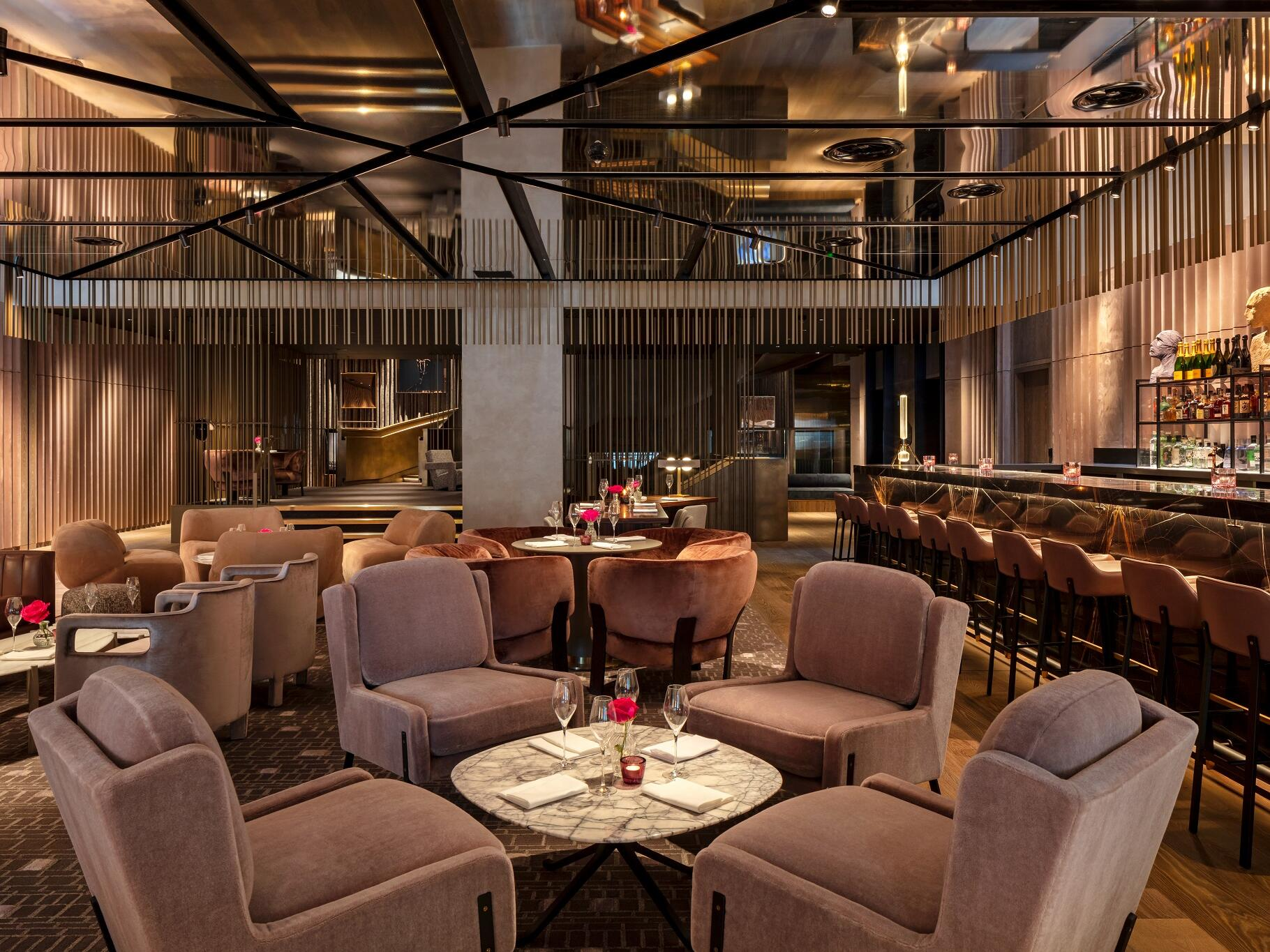 The Londoner Hotel - The Stage