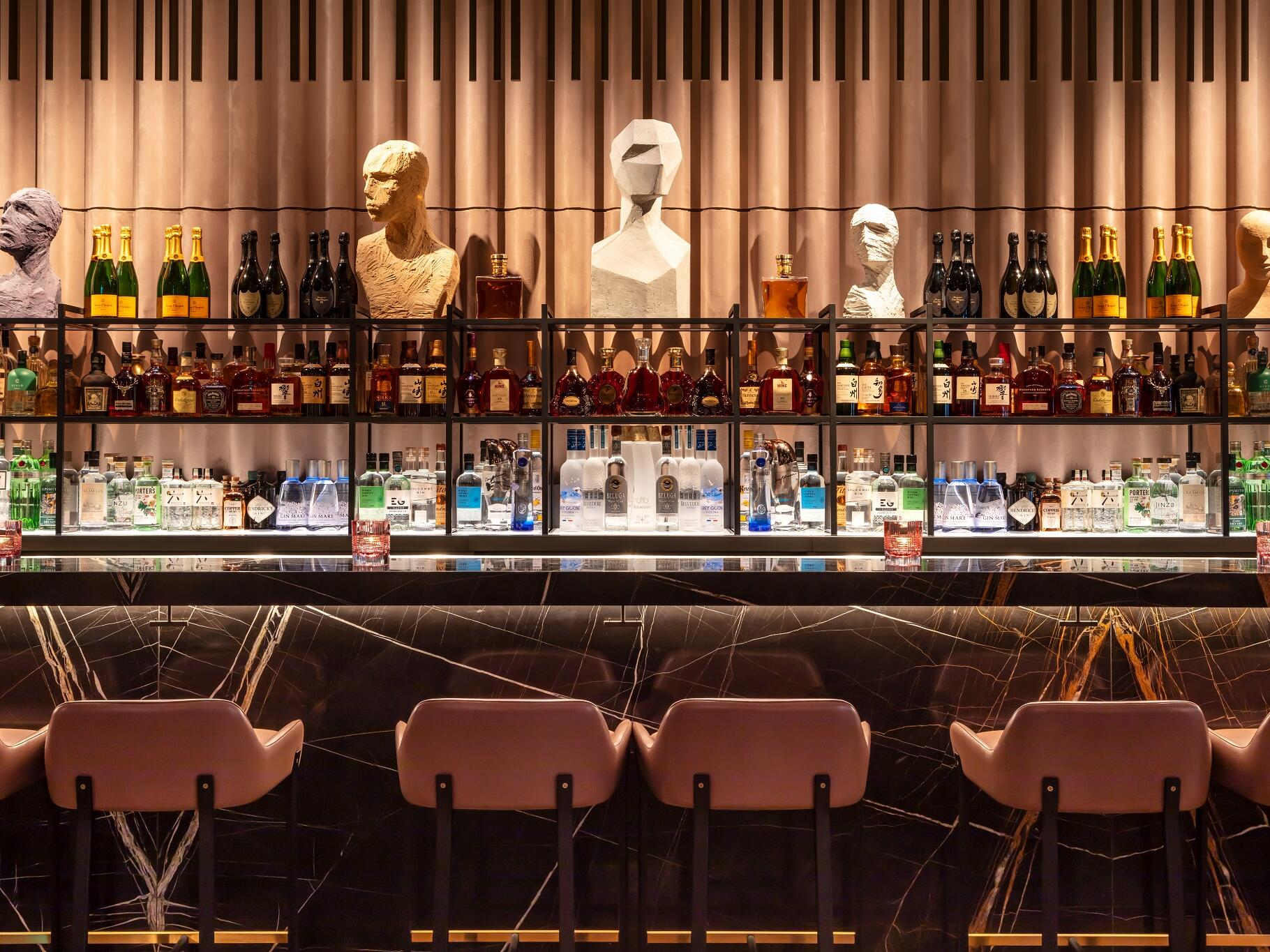 The Londoner Hotel - The Stage - Bar