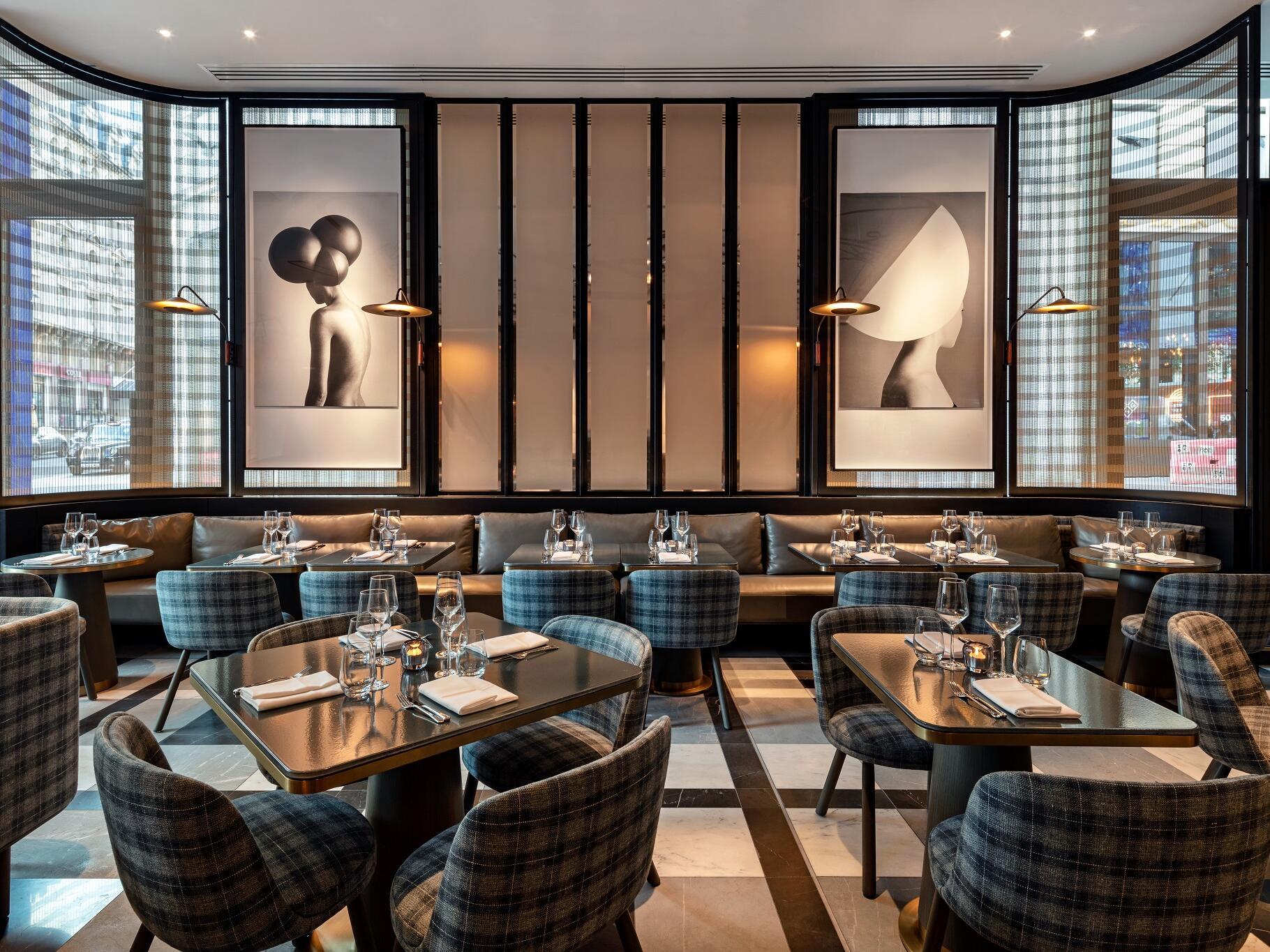 The Londoner Hotel  - Whitcomb's - Interior