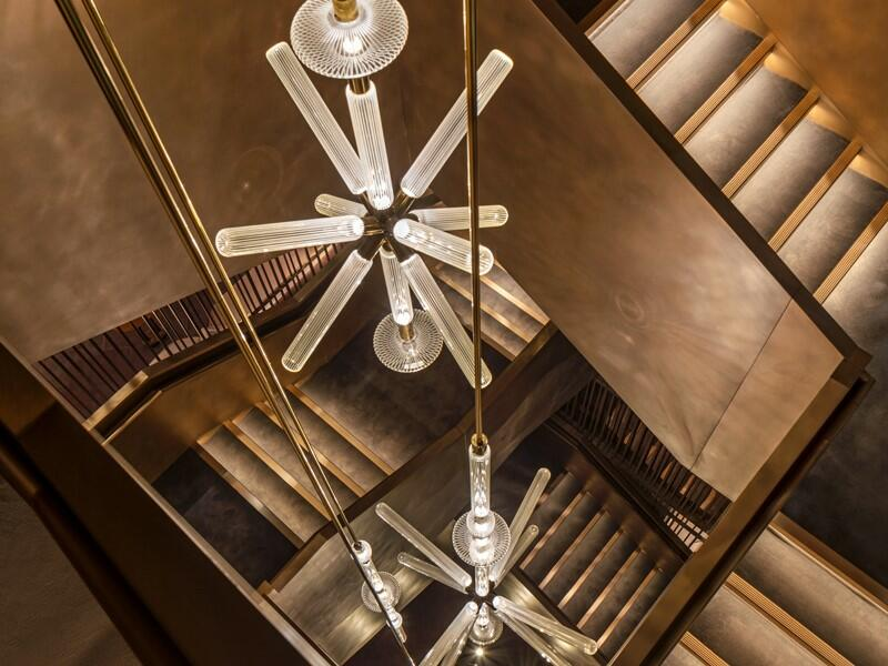 The Londoner - Hotel Detail - Staircase